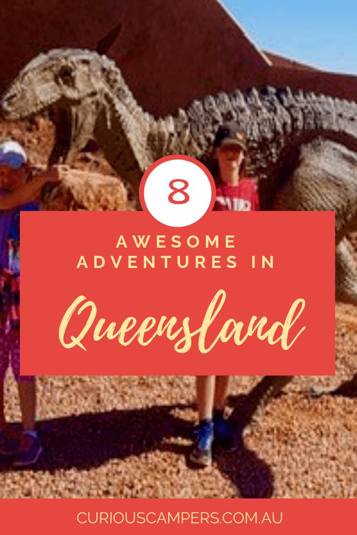 Attractions in Queensland