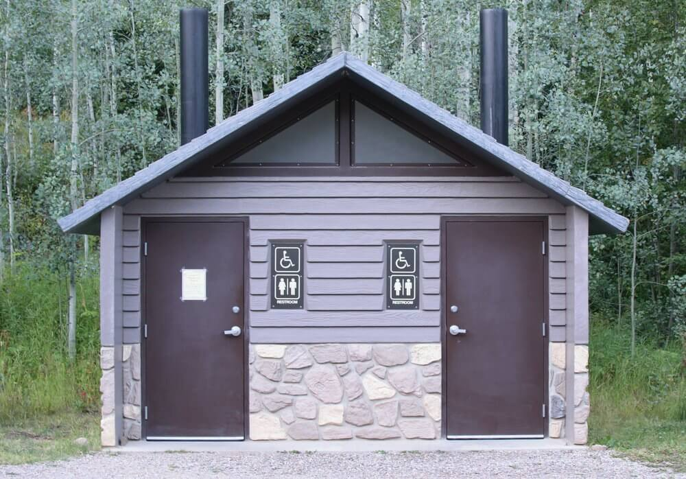 The challenges of campground amenities!