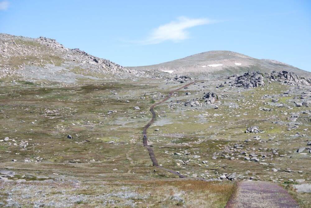 Natural Australian Landmarks - Highest Peak