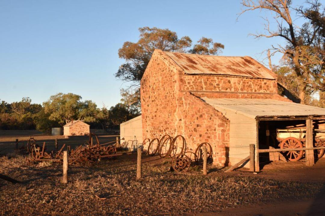 Things to do in Wilpena Pound - Old Wilpena Station