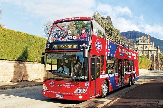 Hop on Hop off Bus Hobart
