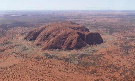 Don't miss an Uluru Scenic Flight