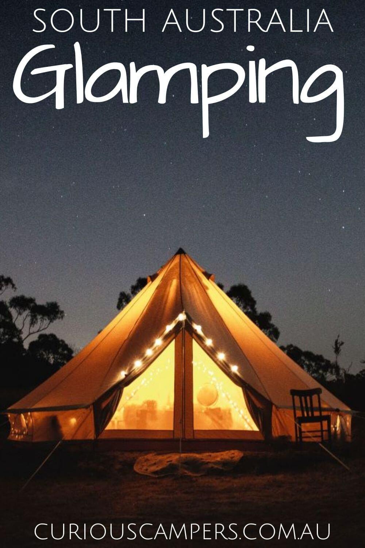 Glamping Adelaide