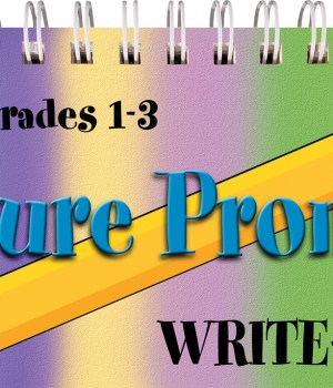 Picture Prompts Write-Abouts (Gr. 1 - 3)