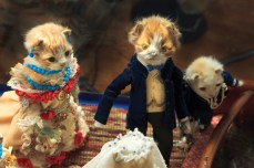Walter Potter: The Kittens Wedding, 19th century (photo: Joanna Ebenstein)