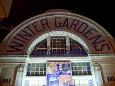 Winter Gardens sign