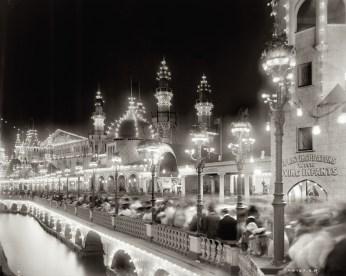 Infant Incubators, Luna Park, Coney Island, c.1905.