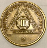 AA Sobriety Token