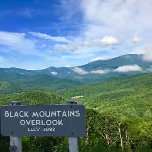 Black Mountain Overlook