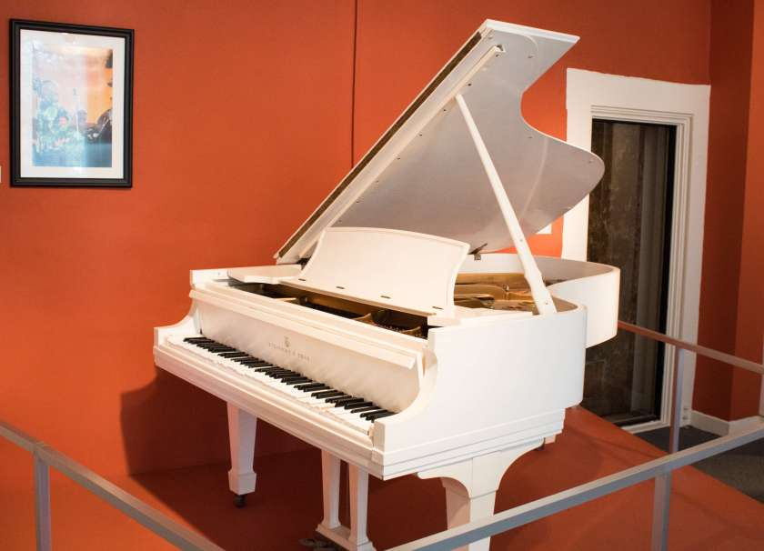 Curious Craig - Fats Domino Piano New Orleans