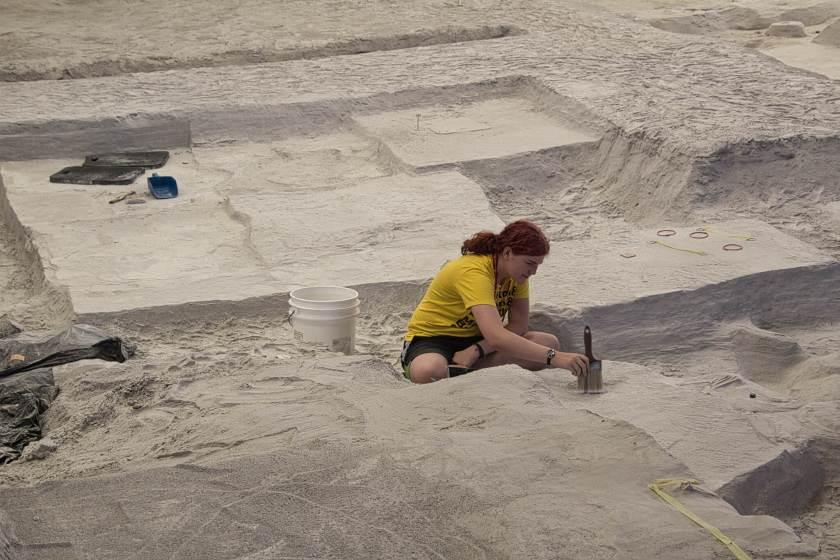 Curious Craig - Ashfall Paleontologist