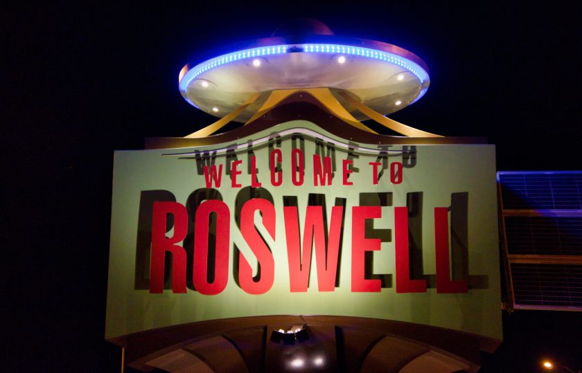 Curious Craig - Welcome to Roswell Night