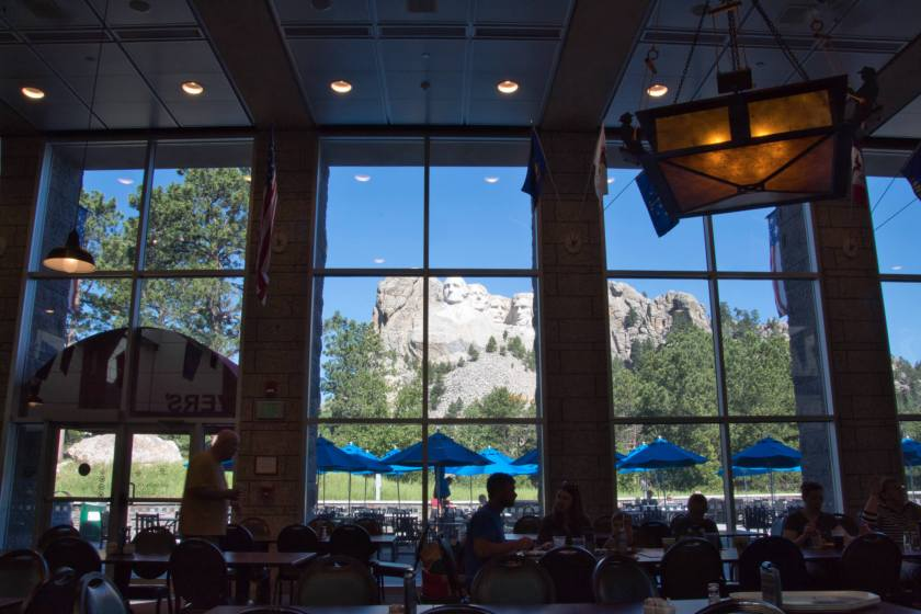 Curious Craig - Mount Rushmore Cafe