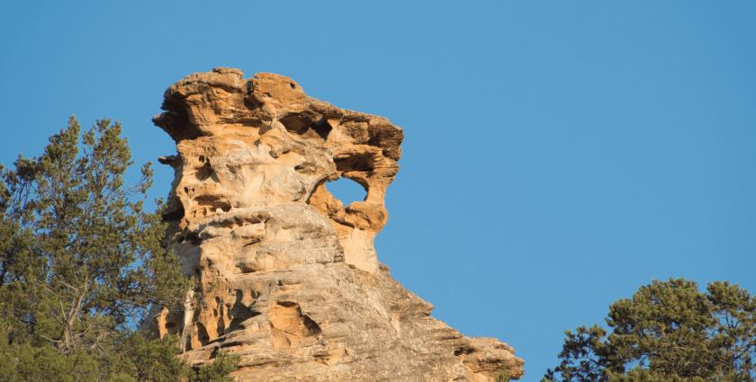 Curious Craig - Lions Head Johnson Canyon