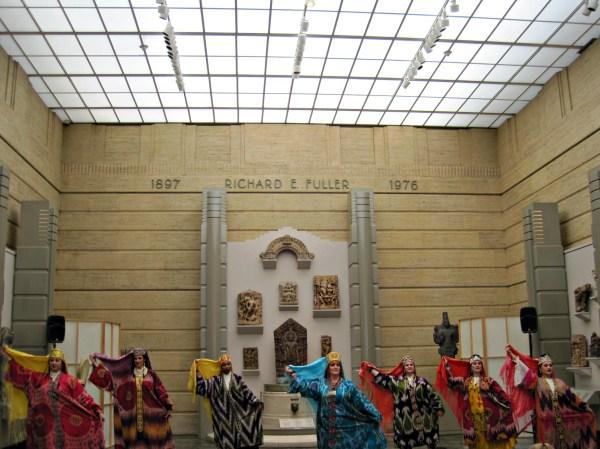 Central Asian Ikats Exhibit Taco Trucks Curious Cranes