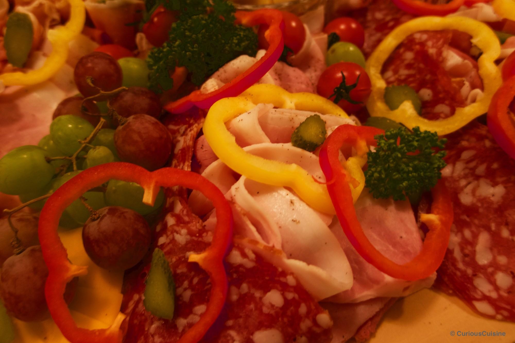 Showing Austrian food culture