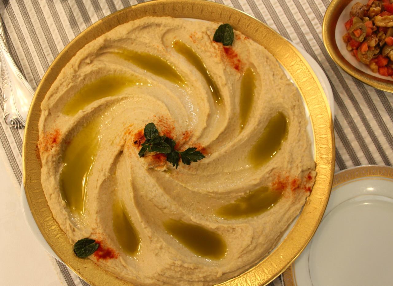 Showing Jordanian food culture