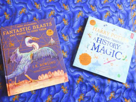Fantastic Beasts and Where to Find Them and Harry Potter: A History of Magic