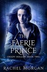 book cover for The Faerie Prince by Rachel Morgan