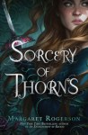 book cover for Sorcery of Thorns