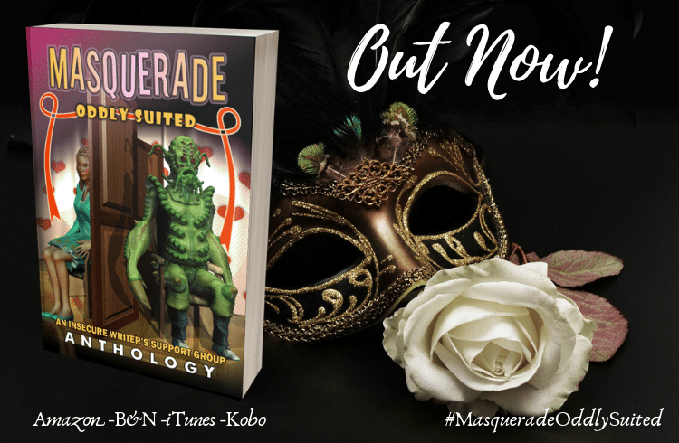 Masquerade: Oddly Suited out now