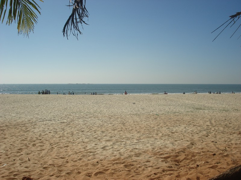 Malpe beach (app. 16Km from Udupi)