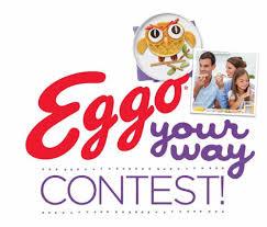 eggo your way logo