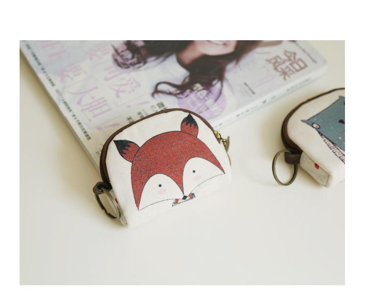 cute fox coin purse #fox #foxlover #fashion #afflink