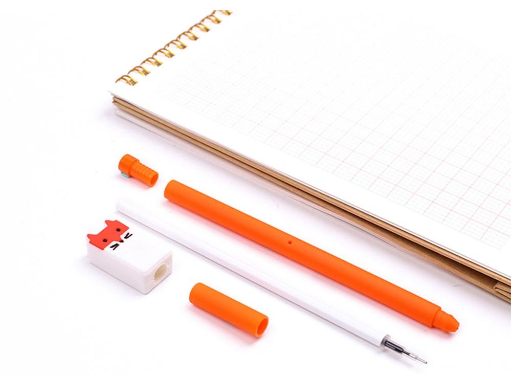 Fox gel pen #stationery #afflink