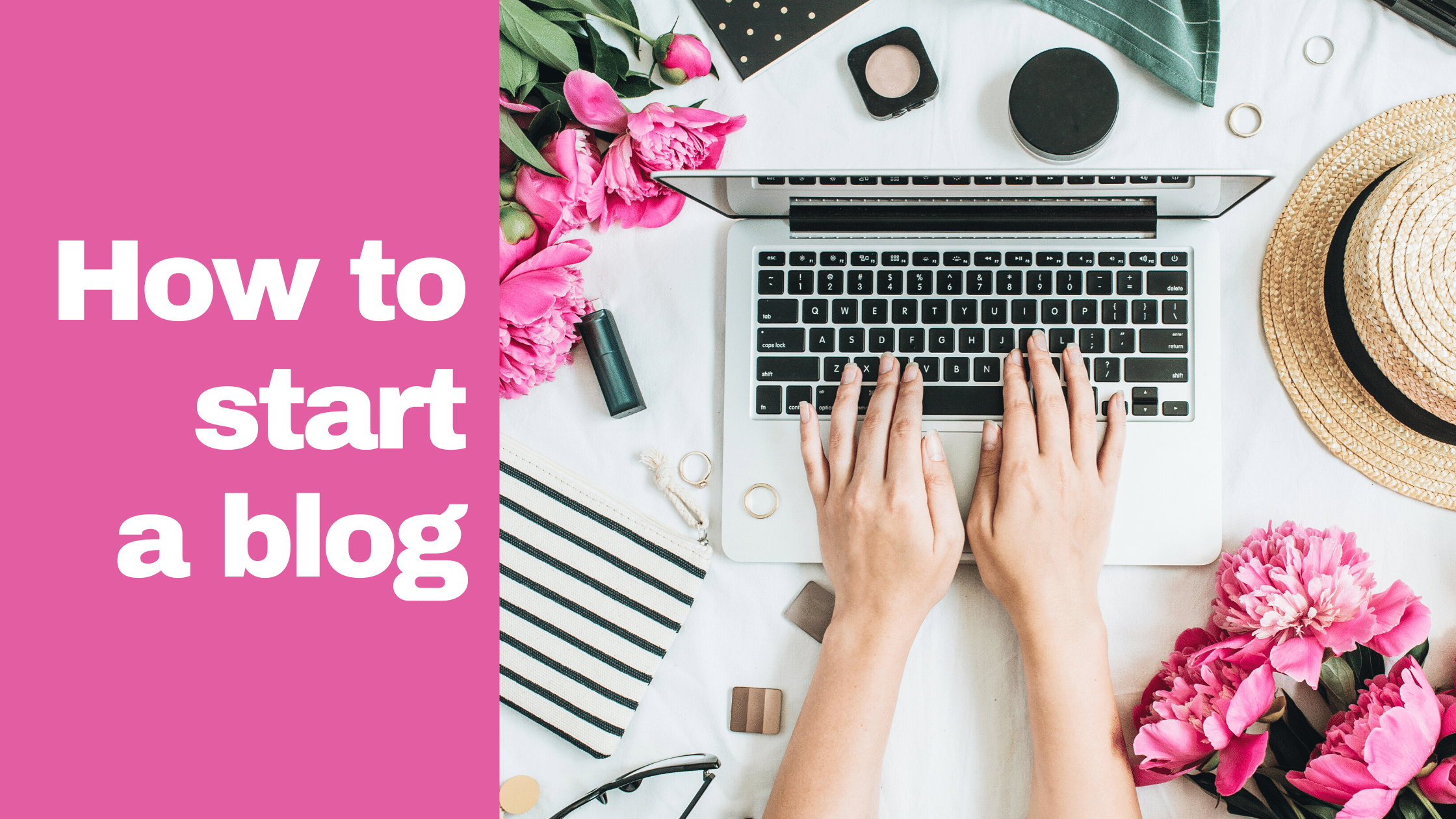 How to start a blog and make money!