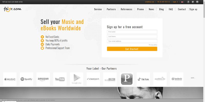 sell your ebook on feiyr