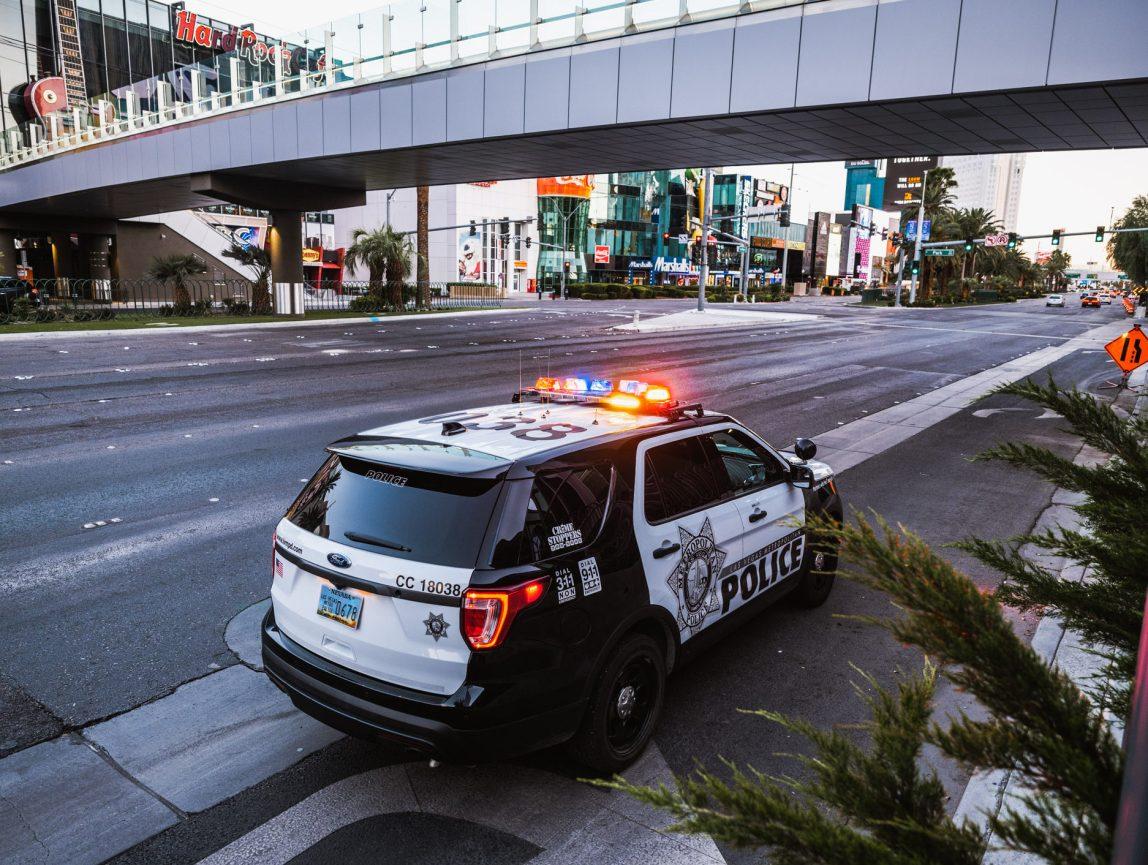 Las Vegas Police - Covid-19