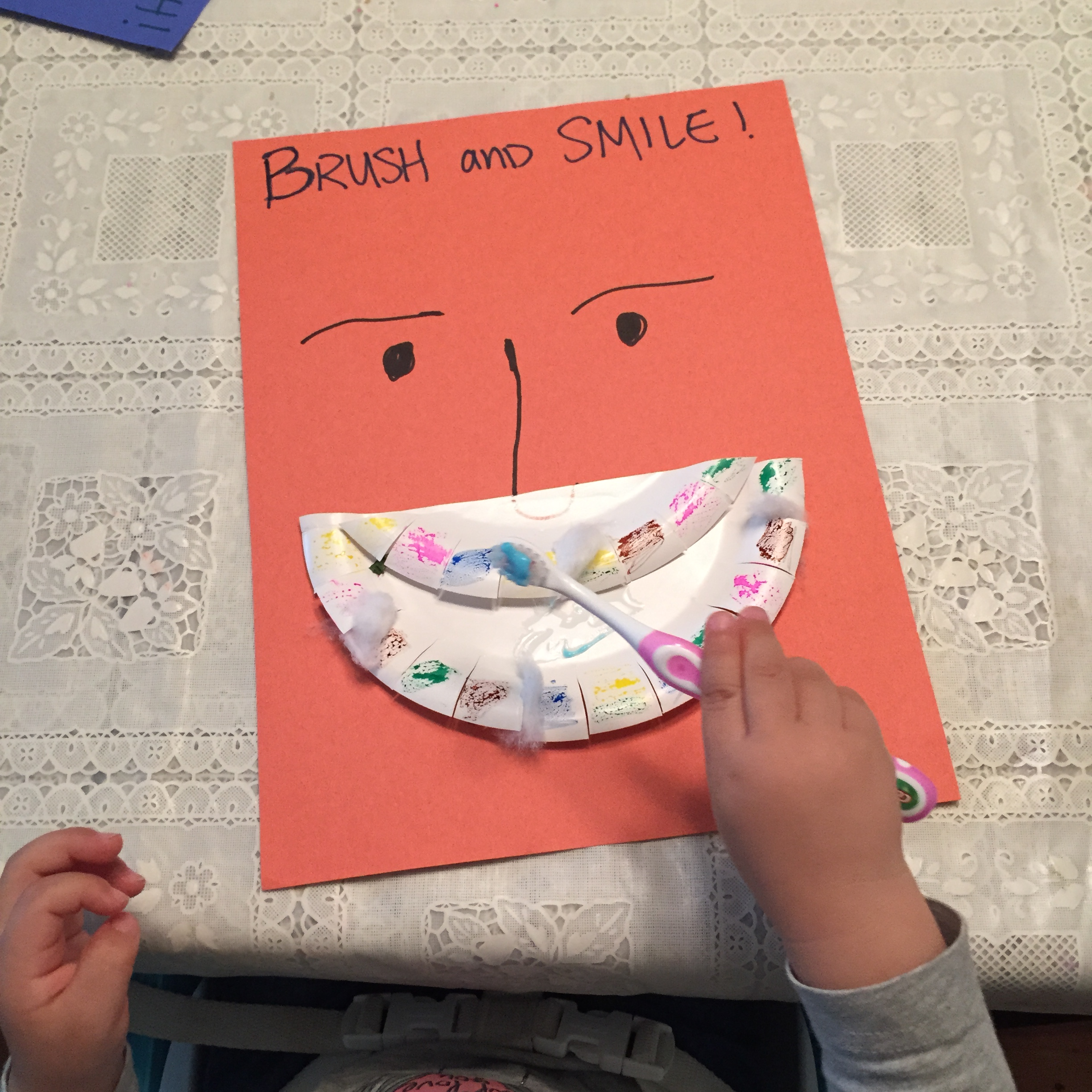 Toddler Teeth Cleaning