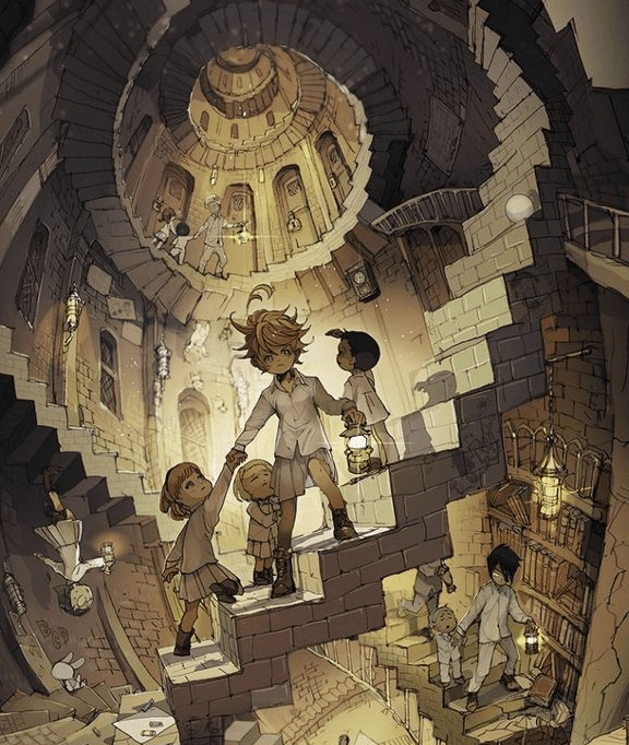 The Promised Neverland Read It Welcome To Curiously Dead Cat