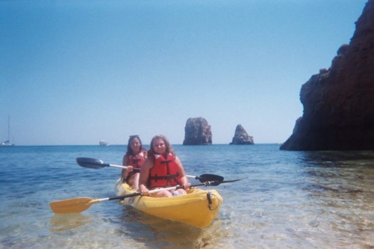 Image of Kacie's kayaking adventures
