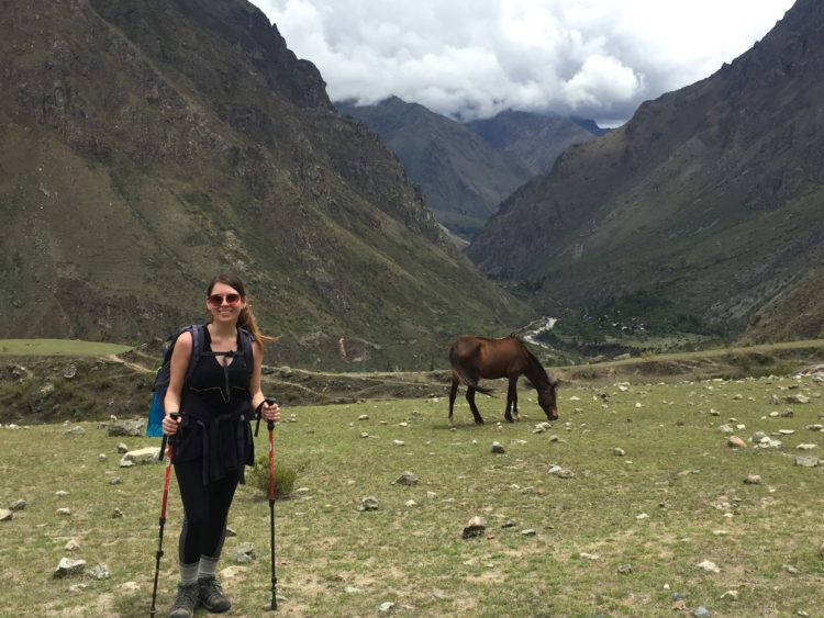 Image of Erin's adventures hiking Machu Picchu