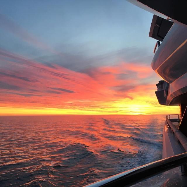 Goals to catch every sunrise at sea Sunrise openmyworld SunriseAddicthellip