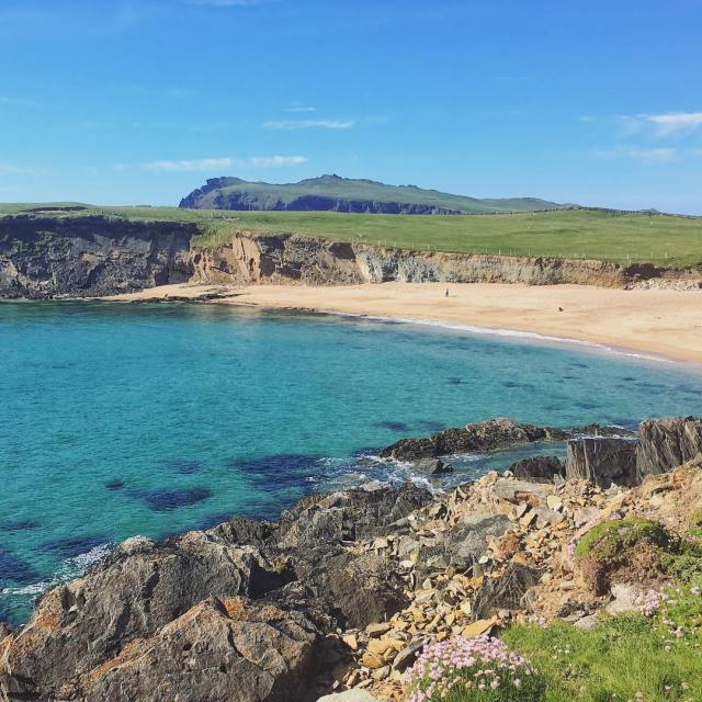 No one told me Ireland had such pretty beaches! Ihellip