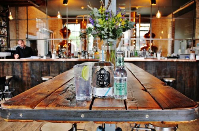 East London Liquor Tour distillery bar review