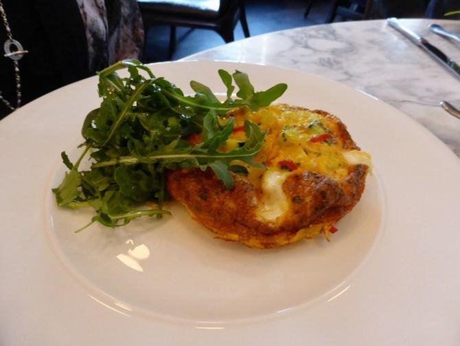 Bernardi's restaurant Seymour Place Italian review Marylebone