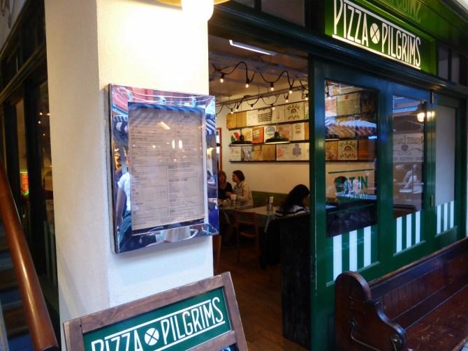 Kingly Court restaurants London Food Tour 2015 Pizza Pilgrims