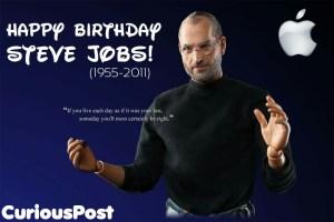 happy birthday day Jobs