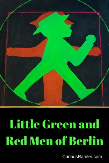 Little Green and Red Men of Berlin