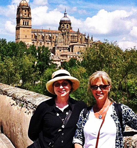 In Salamanca Spain