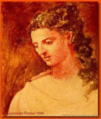Portrait de Sara Murphy by Picasso