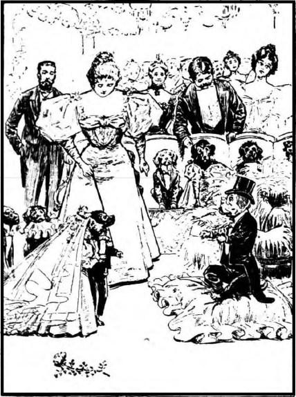 Ephrussi dog wedding