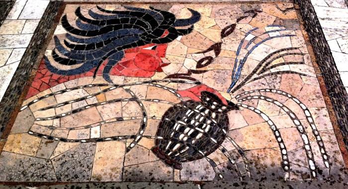 Homer's Odyssey, Nice, France