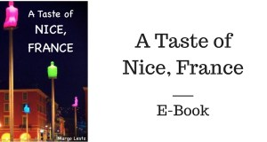 Books -A Taste of Nice, France