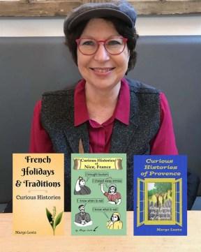 Margo w 3 books01