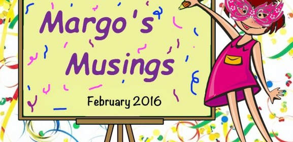 Margo's Musings, carnival, revolution